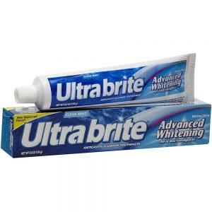 Ultra Brite Toothpaste